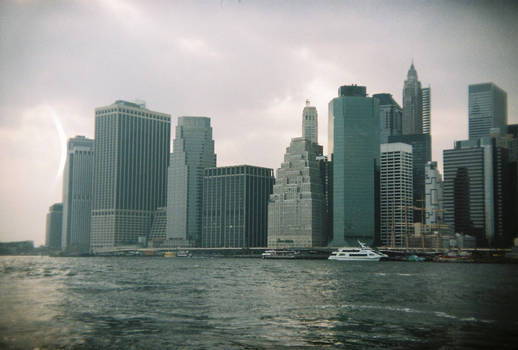 Brooklyn in Color: Big City, I by neuroplasticcreative