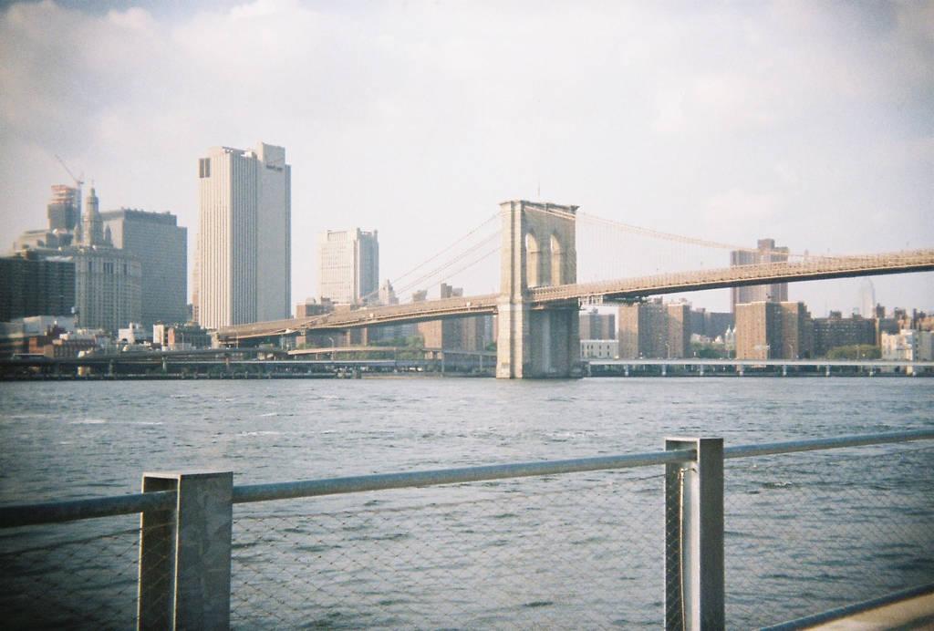 Brooklyn in Color: East River, II by neuroplasticcreative