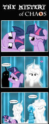 MLP: The mystery of chaos page 58 by stashine-nightfire