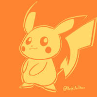 Smash4 Character Countdown #31: Pikachu by PhiphiAuThon