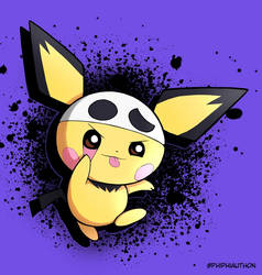 Pichu by PhiphiAuThon