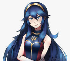 Lucina by PhiphiAuThon