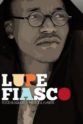 Lupe Fiasco by fat-jedgfx