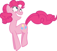 I cant think of a clever name so here's Pinkie Pie by Secret-Asian-Man