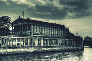 Alte Nationalgalerie HDR by dunkeltoy