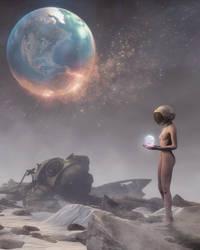 Earth by Wanr