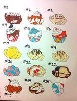 Sweet Buns! batch 2 (NYP :OPEN:) ONLY 1 LEFT! by HopelessNerd