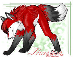 :: MORE Jhaedon :: by Artsywolven