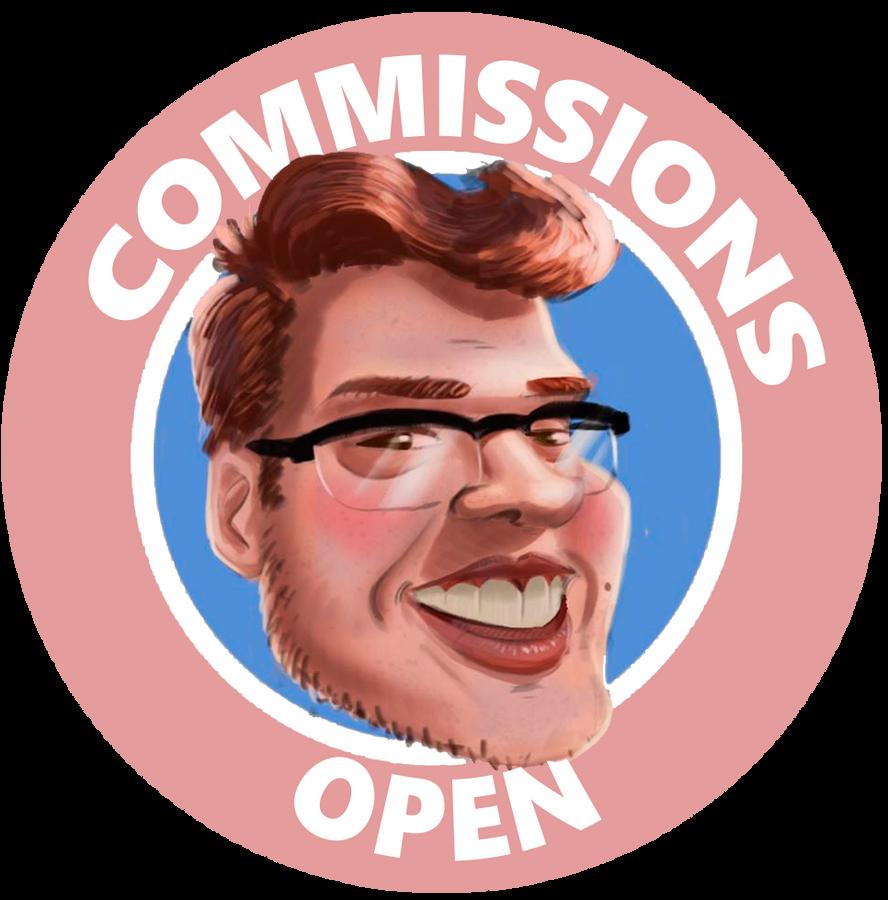 Commissions open v2 by ResidentEvilffs