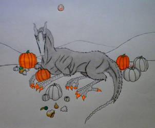 Happy Halloween Sheelah by jennovazombie