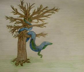 Tree bender by jennovazombie