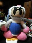 Bomberman fleece by jennovazombie