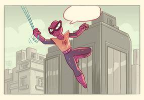 Marvel Comics Mashup- Spiderclaw by rickruizdana