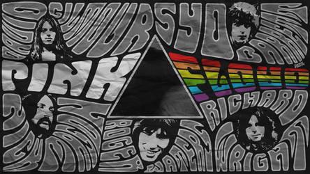 Pink Floyd Tribute wallpaper by XinoMetal