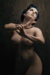 danseur peint by mastertouch