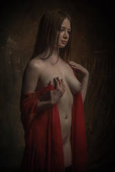 one part red - the robe by mastertouch