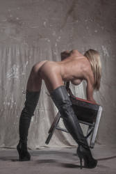 Heels and chairs by mastertouch