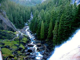 Yosemite Steam by Spumson