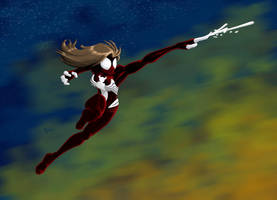 Ultimate Spider-Woman by Variis