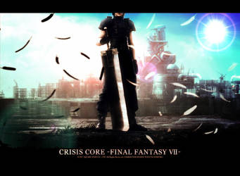 Final Fantasy VII:Crisis Core by Lighting58