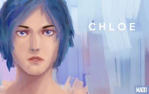 Chloe Price -Life Is Strange [WIP] by conxervation