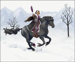 Wanderer by caiterprince