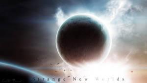 Strange New Worlds by PhotoshopAddict89
