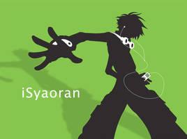 iSyaoran by Sayoran-kun