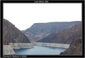 Lake Mead by mottymotty