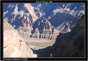Grand Canyon by mottymotty