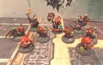 Warhammer Underworlds Nightvault Zarbags Gitz by Badgroth