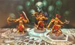 Warhammer Underworlds Shadespire The Farstriders by Badgroth