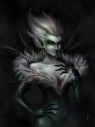 Witch Moth by EnD-Reitanna