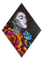Queen II (2014) by elevonART
