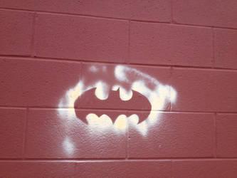 Batman by sasukepewdie