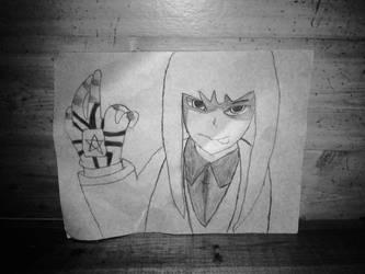 Alucard female version by sasukepewdie