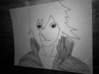 Sasuke from naruto by sasukepewdie