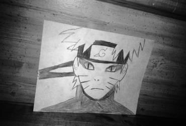 Naruto toad sage by sasukepewdie