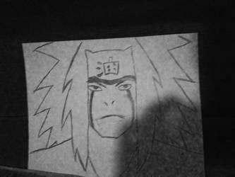 Jiraiya by sasukepewdie