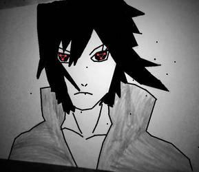 Sasuke From Naruto edited by sasukepewdie