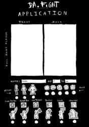 App sheet for DA-Fight by duperhero