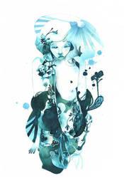 Blue Lotus by ajbossa