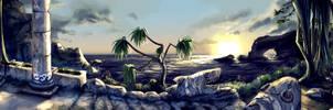 Island Trail by elontirien