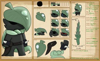 Fauna Reference Sheet by NatCupcake