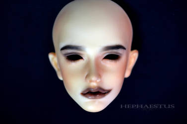 Faceup Commission: Soom Dia NS Male by sherridevon