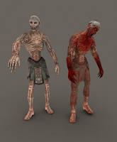 Ghouls by Kosmandis