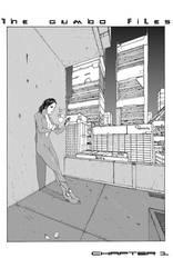 t h e G U M B O f i l e s cover page by Dtronaustin