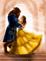Beauty and the Beast by greciiagzz
