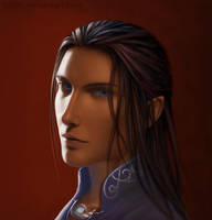 Ilaethas Portrait by isolde