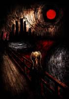 The Scream by ThoRCX